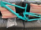New Santa Cruz Bronson CC frame, Size XL, V3 model