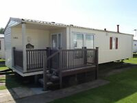 Static Caravan For Hire/To Let on Haven's Golden Sands Holiday Park in Mablethorpe, 16th to 23rd Jul