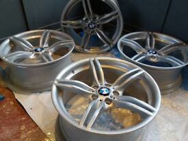Bmw alloys 19inch from Z4 E89 ( will fit may other models )