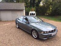 BMW 5 Series (E39) 530i M-Sport 2002