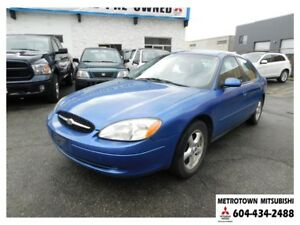 2003 Ford Taurus SE; Local & no accidents!