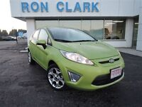 2011 Ford Fiesta SES, Extremely Low kms! Bluetooth, Heated Seats