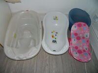 4IN1 BABY BATH SETS (Mamas&Papas,Disney...)