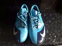 Size 12s astro turf Nike football boots hardly worn