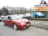 MG ZT+ Turbo 48K miles, 1.8CC Petrol, It has been subject to insurance claim