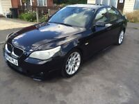 BMW 5 series 530D E60 Auto - M Sport package
