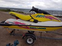 Seadoo HX 850cc Rebuilt Carbs and top end Excellent condition serviced and ready to go......