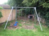Large 'Triple' tp Swing Set