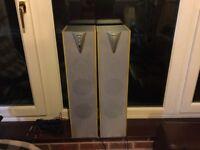 Goodman's TV speakers x 2