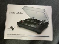 Audio Tehnica Direct Drive Proffesional Turntable