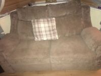 X2 two seater electric recliner sofas