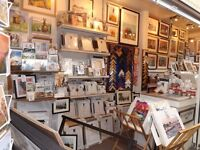'The Picture Shop', est. 1982. Retail business of Prints/Framing situated in Carmarthen, West Wales