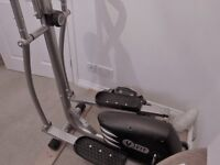 Vfit Magnetic Cross Trainer Hardly used and in excellent condition and working order.