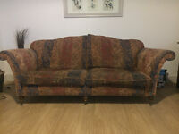 Large Sofa £50.00 buyer collects.