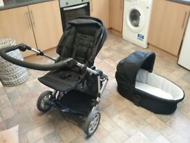 Mamas and Pappas zoom pram