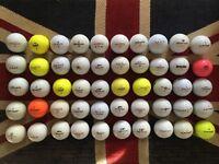 50x Joblot Pinnacle, Topflight etc Golf Balls