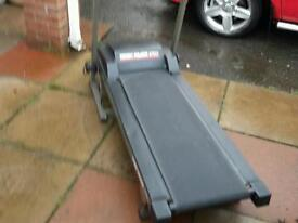 York pacer electric treadmill.