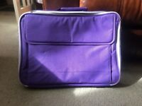 "Purple 19"" laptop case brand new"