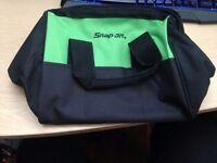 snap on bag