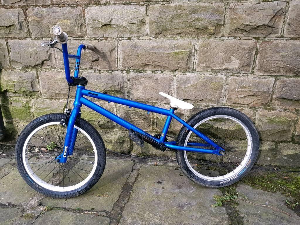 Stolen Heist 2010 BMX Bike