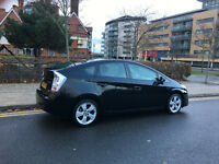 2009 toyota prius 1.8 hybrid automatic, 2 owner, only 70k f/s/h, long mot, hpi clear 100%