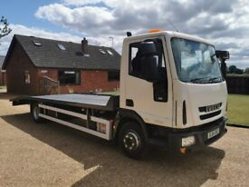 Iveco Eurocargo New Built Recovery Bevertail