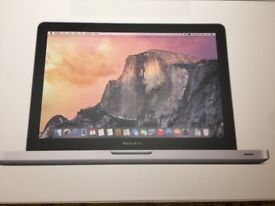"""Macbook pro 13"""" 2.5 GHz intel core I5 4GB 1600 DDR3 mid 2012 brand new in box sealed"""