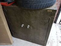 Metal Storage Container (Good Size)