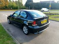 Bmw coupe 2004 compact 1.6 year mot full history drive superb £999 bargain