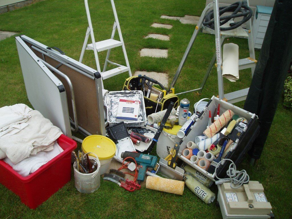 painting and decorating tools and equipment | in Macclesfield ...