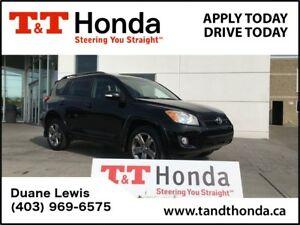 2010 Toyota RAV4 V6*Local Car, Keyless Entry, MP3/AUX *