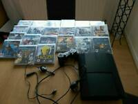 Ps3 console with 21