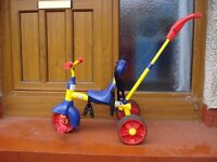 Little Tikes Learn To Pedal 3 In 1 Trike