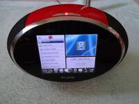 Pure Sensia 200D Internet Radio - FM DAB Digital Radio - Wi-Fi - Touchscreen