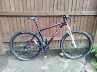 "Custom Trek X-Caliber 29er hardtail mountain bike 19.5"""