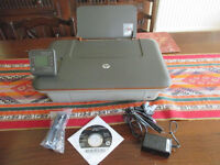 HP Deskjet 3050A. In excellent working order, with 7day return quarantee. Fully inked ready to go