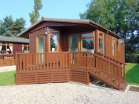 Pre-owned Omar Woodland Lodge Holiday Home For Sale In Pickering