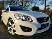 April 2010 Volvo C30 1.6 D R-Design £30 Road Tax! Only 74k Miles! Volvo Service History! FINANCE!