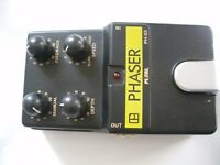 Pearl PH-03 Phaser stompbox/pedal/effects unit for electric guitar.- japan