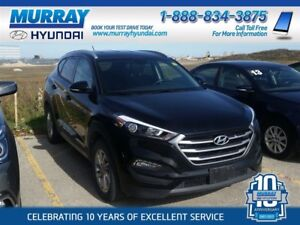 2017 Hyundai Tucson Premium with Bluetooth