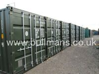 Self storage, shipping container storage, secure lock ups, storage space, space to rent