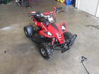 Minni motor quad