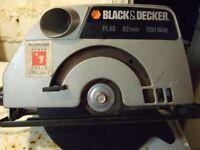 black and decker circular saws