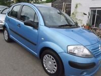 Great little Citroen C3,well looked after, vg condition, excellent runaround, more space than looks!