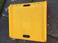 Sealey portable access ramp