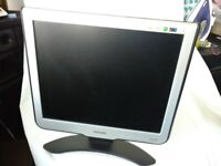 Computer Monitor Philips 17""