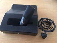 Audio-Technica-AT-4033A-Studio-Mic