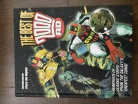 The Best of 2000AD Graphic Novel Comic Judge Dredd ABC Warriors Rogue Trooper Strontium dog & more