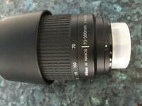 Nikon 70 - 300
