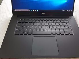 """Dell XPS 15"""" 9550 1TB ssd, 32GB Ram, 4k touch screen"""